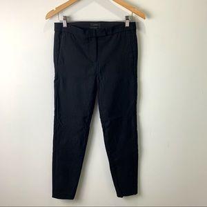 J.Crew Black Ryder Work Career Trousers, Size 2